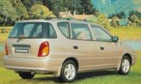 """Carens, la apuesta de Kia por un """"nuevo concepto de vehículo"""""""