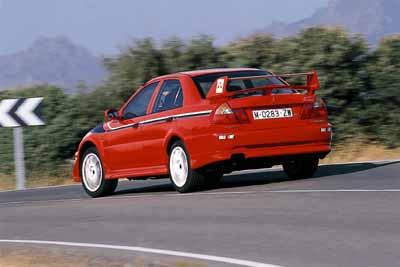 Mitsubishi Carisma Evo VI Makinen Edition