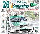 El Rally de Canarias marca el inicio del Nacional de Rallies