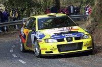 Sainz puede ganar el Rally de Catalunya