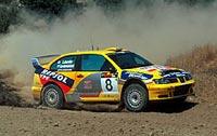Los equipos del WRC llegan a Chipre con vocación exploradora