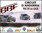 Andorra prepara su Campeonato de Automovilismo sobre hielo