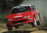 Citroën y Peugeot preparan sus vehículos para el Rally Acrópolis