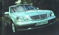 Mercedes llama a revisión a vehículos alemanes