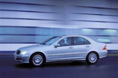 Contacto: Mercedes C 220 CDI