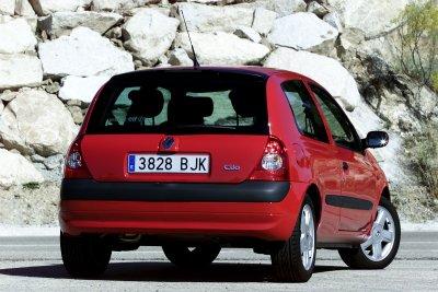 Renault Clio 1.5 dCi / 65 Dynamique 5p
