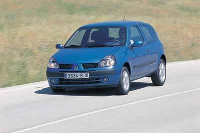 Renault Clio 1.5 dCi / Seat Ibiza 1.9 SDi