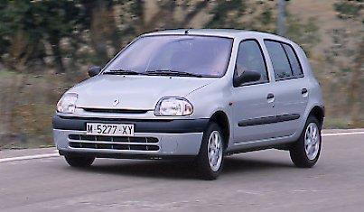 Citroën Saxo 1.5 D vs Fiat Punto 1.9 JTD ELX vs Renault Clio 1.9 D Alizé