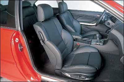 Audi S3 / BMW 330 Ci