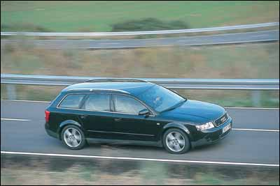 Audi A4 TDI Avant Quattro / Mercedes C270 CDi Familiar