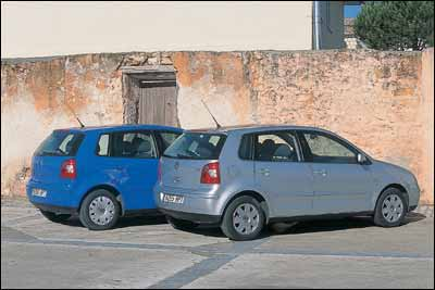 Volkswagen Polo 1.2i / Volkswagen Polo1.4 TDi Trendline