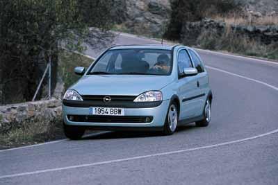 Opel Corsa 1.2 / Opel Corsa 1.4
