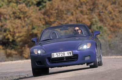 Audi TT Roadster 1.8 T 225 CV / Honda S2000 / Porsche Boxster S