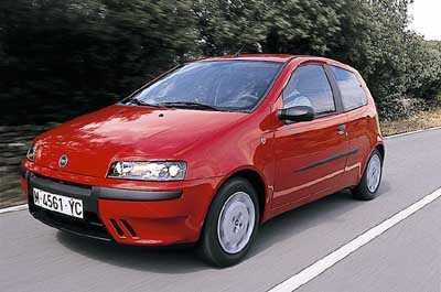 Fiat Punto 1.9 JTD HLX 3p / Seat Ibiza 1.9 Tdi Stella 90 CV / Peugeot 206 HDI 90CV