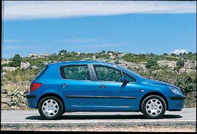 Peugeot 307 1.6 XT / Peugeot 307 2.0 XT Cuero