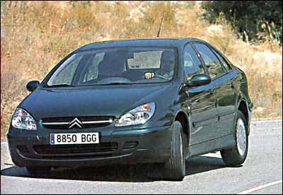 Citroën C5 3.0 V6 Aut. / Renault Laguna 3.0 24 v Aut.