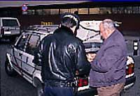 La Policía se instalará en Barajas para evitar más fraudes de taxistas