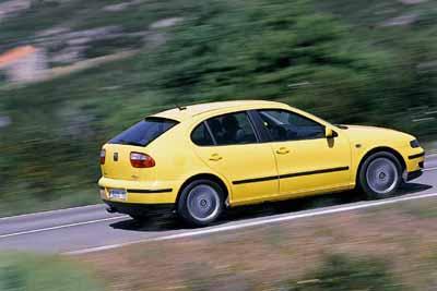 Seat Córdoba Cupra 1.8T / Seat León 1.8 20VT