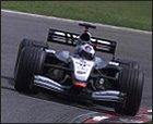 Coulthard establece un nuevo récord en Valencia