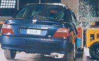 Honda Accord y Volvo S40, muy seguros