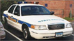 """Ford Crown Victoria, """"el infierno de los policías"""""""