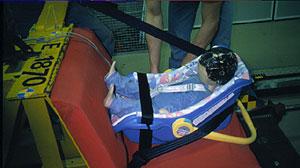 Imagenes de crash test con niños