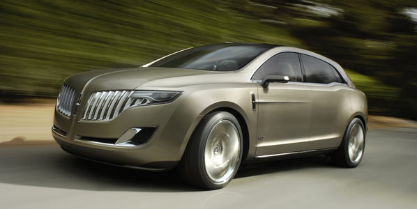 Lincoln MKT Concept, opción de futuro
