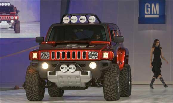 Salón del Automóvil de Detroit 2008