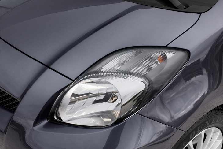 Toyota Yaris 2009: detalles