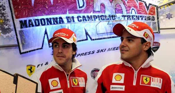 Primeras declaraciones de Fernando Alonso como piloto de Ferrari