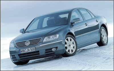 Volkswagen prepara el anti-Clase E