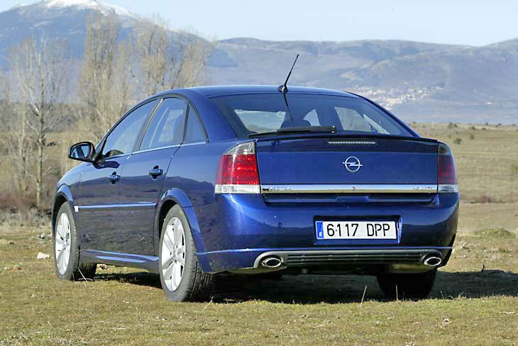 Opel Vectra V6 CDTI