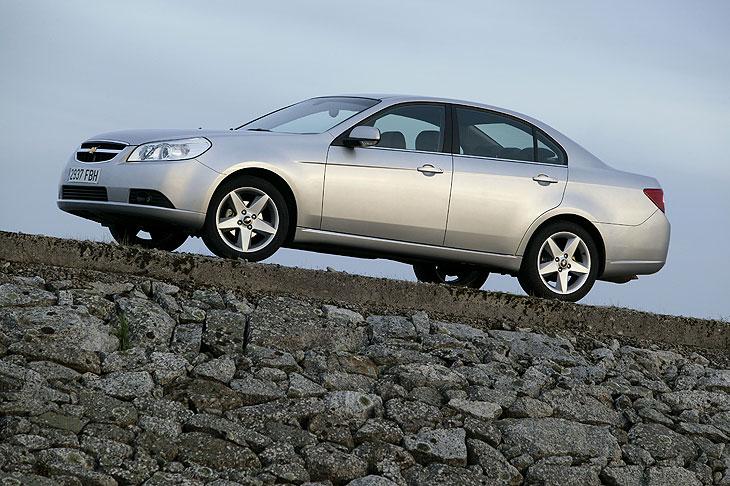 Imágenes Chevrolet Epica Diesel