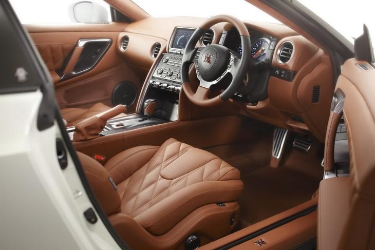 Nissan GT-R Egoist, pura exclusividad