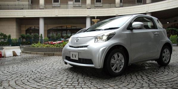 UE: 24 millones para el coche eléctrico