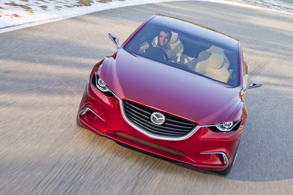 Mazda Takeri Concept, nuevas imágenes