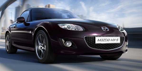 Mazda MX-5 Spring 2012 Special Edition