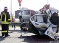 Los accidentes mortales no se reducen en 2003