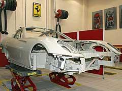 Los secretos de Ferrari, al descubierto
