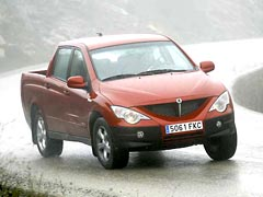 SsangYong Actyon Sports Limited