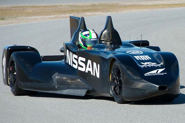 Nissan Deltawing, el batmóvil de carreras