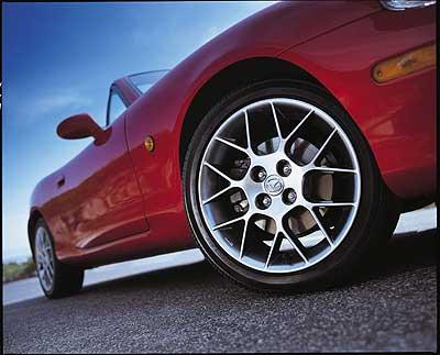 Mazda MX5 Hit