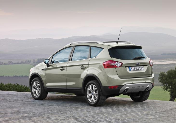 Ford Kuga: primeras impresiones de conducción