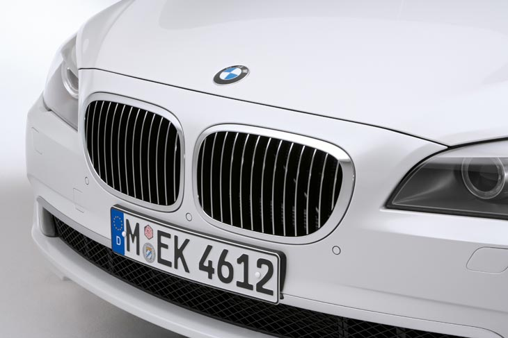 BMW 760i y 760Li.