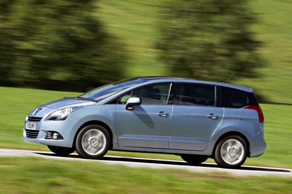 Nuevos motores Peugeot
