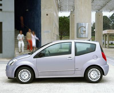 Nuevo Citroën C2
