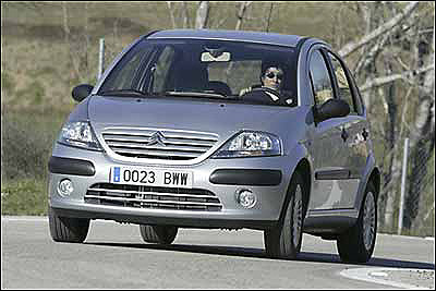 Citroën C3 1.4i SX Plus CAS