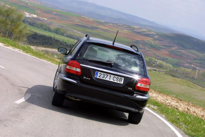 Jaguar X-Type Wagon 2.0 D