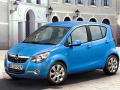 Opel Agila: nueva generación 2008