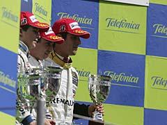 GP2: Javier Villa rozó la victoria